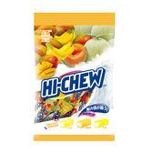 森永嗨啾軟糖家庭包(熱帶水果)330g【愛買】