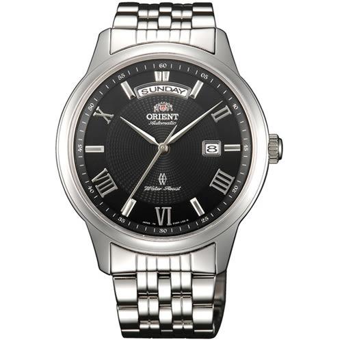 ORIENT 東方錶 WILD CALENDAR系列 寬幅日曆機械錶 SEV0P002B