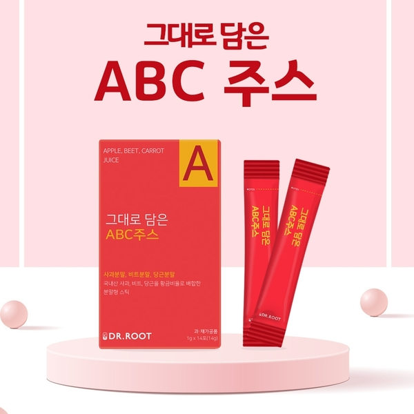 韓國黃金奇蹟ABC美妍果汁 1gx14入/盒
