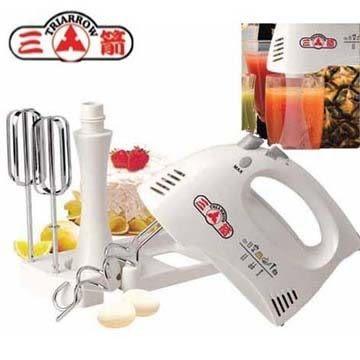 【艾來家電】可做手工香皂~三箭手提式攪拌器(含攪拌頭)HM-250A/HM250A