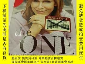 二手書博民逛書店The罕見One: Discovering the Secrets of Soul Mate LoveY921