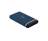 新風尚潮流 創見 行動固態硬碟 【TS500GESD370C】 500GB SSD 370C Type-c Typec 超快1050MB/s Mac可用 鋁合金