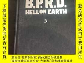 二手書博民逛書店B.P.R.D.HELL罕見ON EARTH (3)Y34370