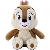 Hamee 日本 迪士尼 Beans Collection 豆豆絨毛娃娃 掌上型玩偶 (奇奇) TA24694