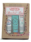 Smith's Rosebud Salve 條裝護唇膏三件組 玫瑰花蕾膏 /薄荷玫瑰護唇膏 /柑橘護脣膏【彤彤小舖】