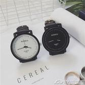 韓國潮流情侶手錶時尚百搭腕錶男女手錶  潮流前線