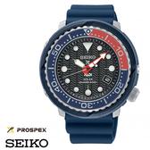 5年保固*SEIKO PROSPEX PADI聯名藍色鮪魚罐太陽能膠帶潛水錶 SNE499P1   高雄名人鐘錶
