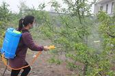 噴霧器農用電動 鋰電池 背負式智慧自動充電打藥機果樹農藥噴霧機igo 【PINKQ】