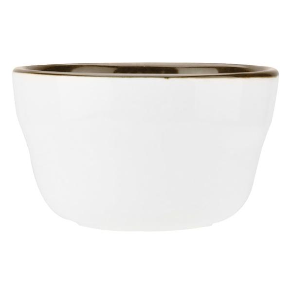 金時代書香咖啡 TIAMO Cupping Cup 專業雙色 U 型杯測杯 (咖啡) 200ml 6入 HG0788BR