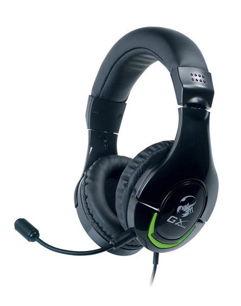 全新 Genius昆盈GX Gaming Mordax HS-G600 震天青尾蠍震撼電競耳機麥克風