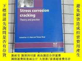 二手書博民逛書店Stress罕見Corrosion Cracking: Theory and Prac... 進口原版 Y26