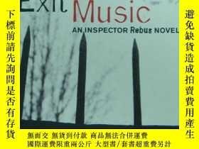 二手書博民逛書店Exit罕見MusicY12620 LAN RANKIN ORI
