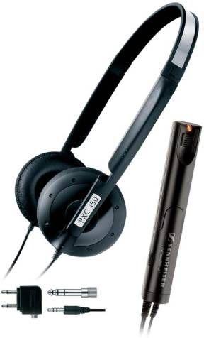 德國 SENNHEISER 森海 PXC150 抗噪型隨身耳機 公貨 (限量優惠0利率)