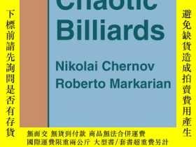 二手書博民逛書店Chaotic罕見Billiards-混亂的臺球Y436638 Nikolai Chernov; ... Am