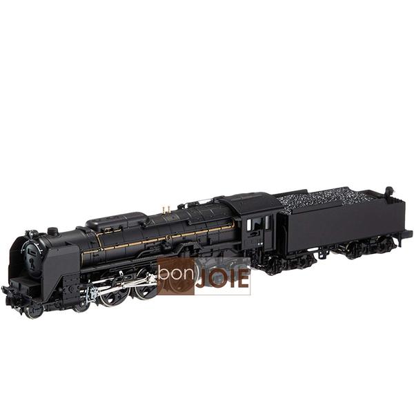 ::bonJOIE:: 日本進口 N規 KATO 2017-6 C62 常磐形 蒸汽車頭 寢台特急 ゆうづる 牽引機 蒸氣火車 機關車