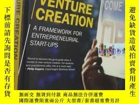 二手書博民逛書店New罕見Venture Creation: A Framewo