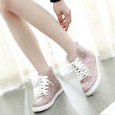 夏季雨鞋女學生中筒平底雨靴成人防滑防水鞋韓國可愛水靴膠鞋套鞋 免運直出 聖誕交換禮物