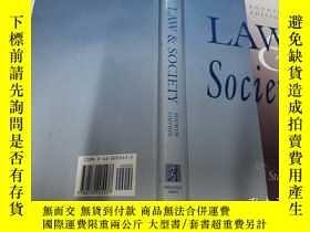 二手書博民逛書店LAW罕見Society【實物拍圖】Y8791