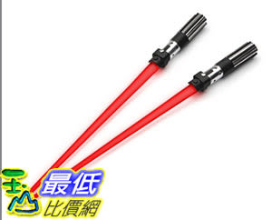 [美國直購] ThinkGeek 星際大戰 Star Wars 光劍 筷子 LIGHT UP Chop Sabers 週邊商品