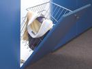 【麗室衛浴】國產  方型置衣籃  C1052  寬285*深240*高420
