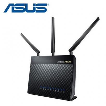 【ASUS 華碩】 RT-AC68U AC1.9G雙頻分享器
