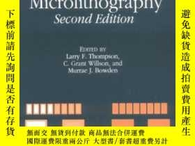 二手書博民逛書店Introduction罕見to Microlithography (ACS Professional Refer