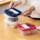 蛋糕盒 日本漢堡三明治便當盒點心包裝盒塑料創意環保食品西點吐司蛋糕盒【快速出貨八折下殺】