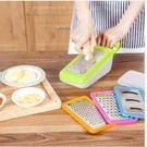 預購-廚房多用不鏽鋼切菜器5件套 磨蓉黃瓜土豆切絲切片器刨絲器