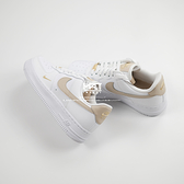 IMPACT Nike Air Force 1 White Gold 奶茶 金勾 白黃 雙勾 CZ0270-105