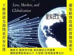 二手書博民逛書店【罕見】Global Competition: Law Mark