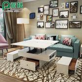 折疊桌子簡易折疊桌高腿寫字台吃飯桌宜家小餐桌便攜戶外擺攤桌椅