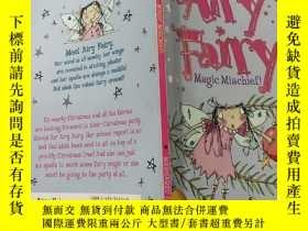 二手書博民逛書店airy罕見fairy magic muddle : 精靈魔法混亂Y200392