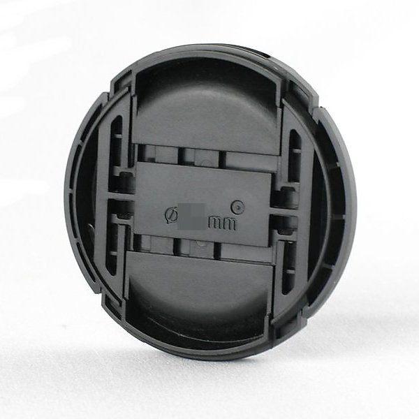 又敗家@索尼SONY鏡頭蓋52mm鏡頭蓋C款alpha字樣帶繩(副廠鏡頭蓋非SONY原廠鏡頭蓋SA-62)鏡頭前蓋