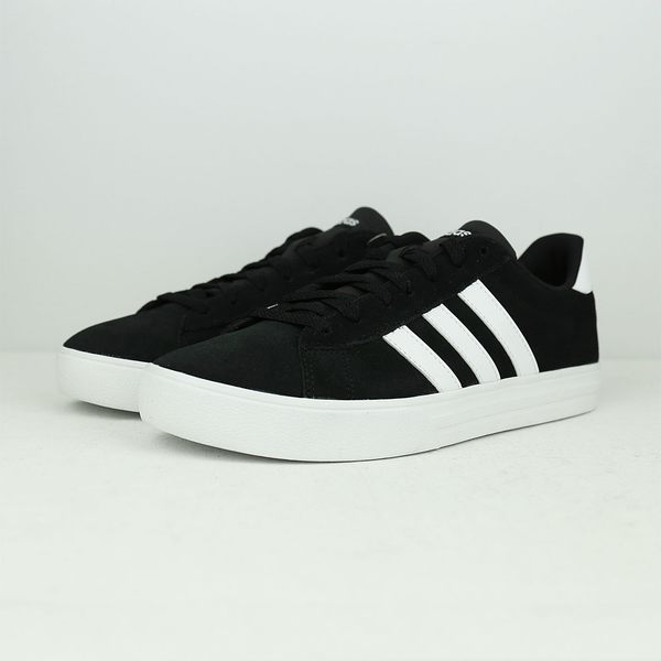2b5911b1a279 Adidas DAILY 2.0 黑白慢跑運動男DB0273 ☆SP☆