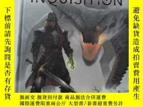 二手書博民逛書店DRAGON罕見AGE INQUISITION(外文原版)Y26