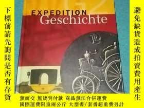 二手書博民逛書店Expedition罕見Geschichte 2. Schülerband. Berlin, Mecklenbur