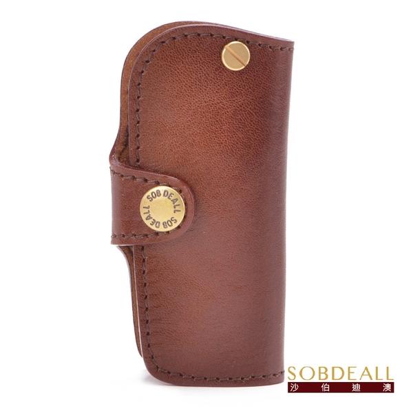 SOBDEALL 沙伯迪澳 男女通用真皮鑰匙包 20201004202