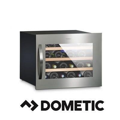 【得意家電】瑞典 DOMETIC  S24G 玻璃門酒櫃(28瓶) ※ 熱線07-7428010