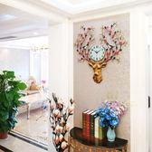 北歐鹿頭裝飾壁掛件餐廳墻面裝飾品創意客廳墻壁裝飾臥室墻飾壁飾WY