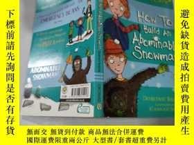 二手書博民逛書店how罕見to build an abominable snowman:如何建造一個可惡的雪人Y212829