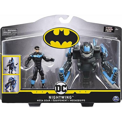 《 DC Universe 》Batman-4吋蝙蝠俠變形可動人偶 / JOYBUS玩具百貨