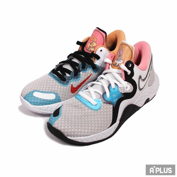 NIKE 男女 籃球鞋 RENEW ELEVATE II 多色 包覆 緩震-CW3406505