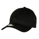 【現貨】LA DODGERS ESSENTIAL BLACK 9FORTY 運動 休閒 洛杉磯 老帽 遮陽 男女 12052000