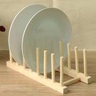 ✭米菈生活館✭【K92】多功能木質置物架 ZAKKA 碗架 瀝水架 儲物 CD架 杯架 日式 書架