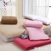 保潔床垫 珊瑚絨床墊 保暖加棉防滑床護墊 保潔墊 床褥 igo阿薩布魯