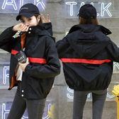 2018港風棒球服女春秋新款韓版學生外套潮