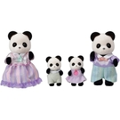 日本 EPOCH 森林家族 夜空貓家庭組 人偶組 EP14335
