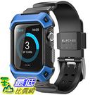[106美國直購] SUPCASE 藍色 42mm Apple Watch 2 Case (含錶帶) 手錶保護殼 [Unicorn Beetle Pro] 系列