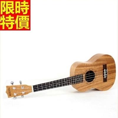 烏克麗麗ukulele-23吋桃花心木合板四弦琴樂器3款69x24[時尚巴黎]