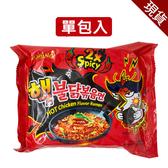 2倍辣特別版 韓國 2倍辣辣雞麵 (單包入) 火辣雞肉炒麵 火辣雞麵 辣雞炒麵 辣雞麵